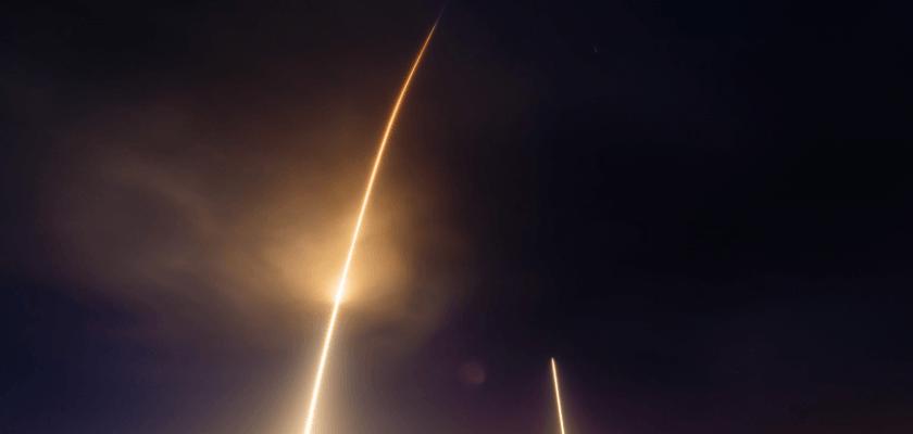 Falcon 9 — вторая удачная посадка на морскую платформу Space X