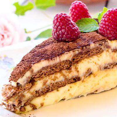 Вкуснячий торт за полчаса.