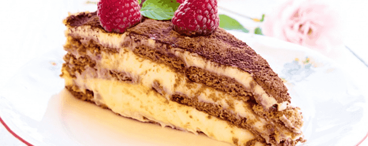 Нежный торт «Сметанник»